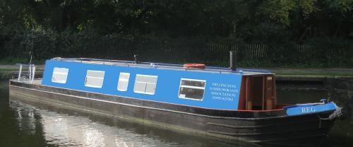 Reg (Self Steer Day Boat)