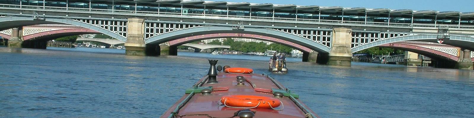 Hillingdon Narrowboats Booking